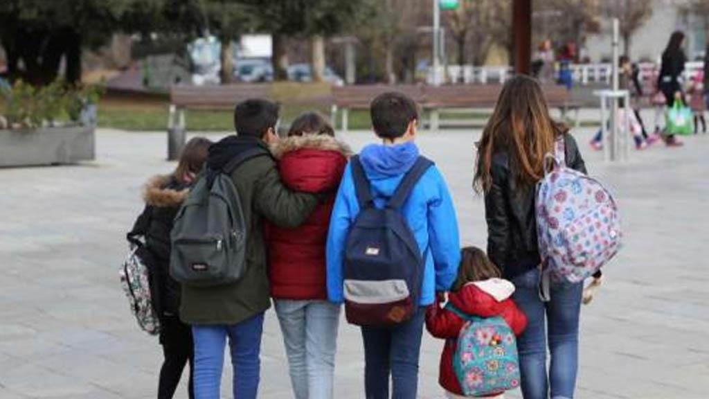 El retorn a l'escola està ple d'incerteses / Foto: Lluís Llebot