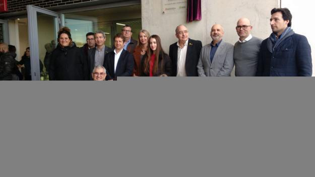 S'inaugura l'institut més gran de Catalunya a Sant Cugat