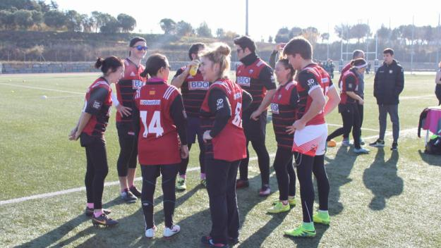 El Club Rugby Sant Cugat organitzarà la 1a edició del torneig internacional de touch l'1 de juny