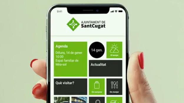 Nova app per enviar incidències ciutadanes i accedir a ofertes de feina