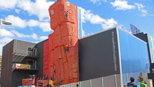 El Club Muntanyenc organitzarà el Català d'escalada de bloc el 5 de maig a la plaça d'Octavià