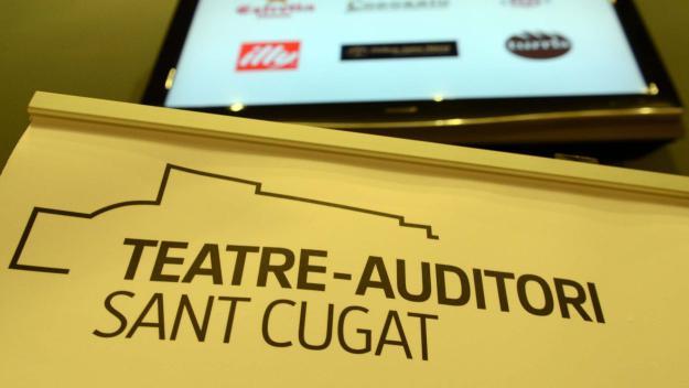 El Teatre-Auditori ha tancat una temporada atípica i afronta una altra plena d'incerteses / Foto: Localpres