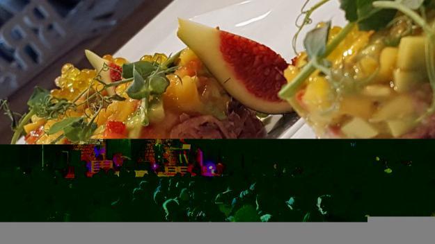 Imatge d'un dels plats del restaurant / Foto: Restaurant Brau