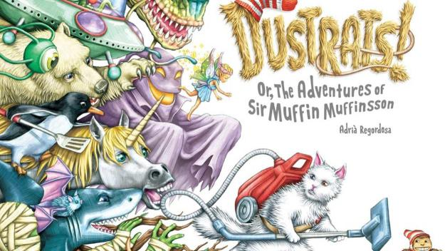 Hora del conte en anglès: 'Dustrats! Or, the adventures of Sir Muffin Muffinsson'
