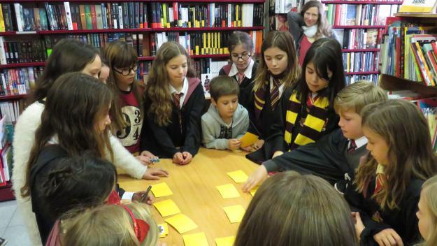 El Celler de Llibres, punt de trobada dels fans de Harry Potter