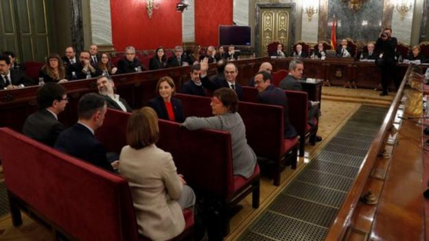Cs i el PP es queden sols amb el rebuig d'indultar els líders independentistes empresonats