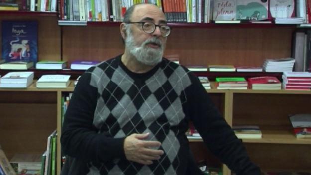 El club de lectura el capitaneja Miquel Barceló / Autor: Cugat.cat