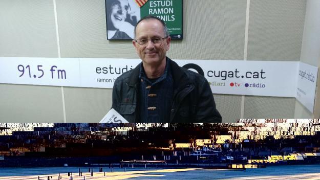 Ramon Casals presenta aquest dissabte al Pati de Llibres 'L'aventura de ser avis'