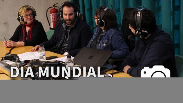 GALERIA: Els millors moments del Dia Mundial de la Ràdio