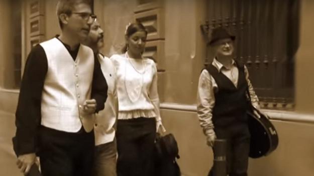 Concert del cicle 'La Cambra de l'Ateneu': Novo Rio Antigo