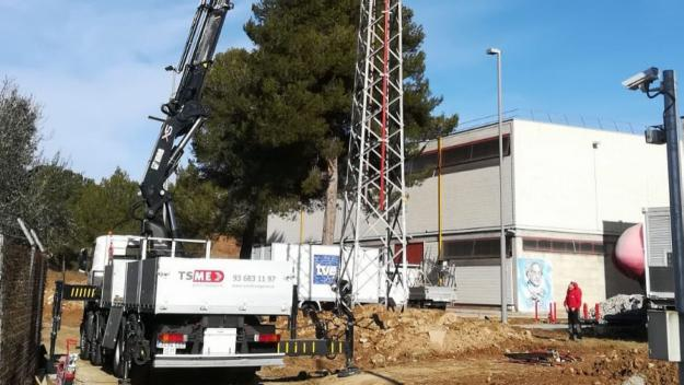 Endesa i CRTVE milloren el servei elèctric de la corporació ubicada a Sant Cugat