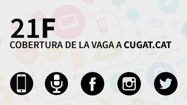 Tot el que has de saber de la vaga del 21F, minut a minut a Cugat.cat