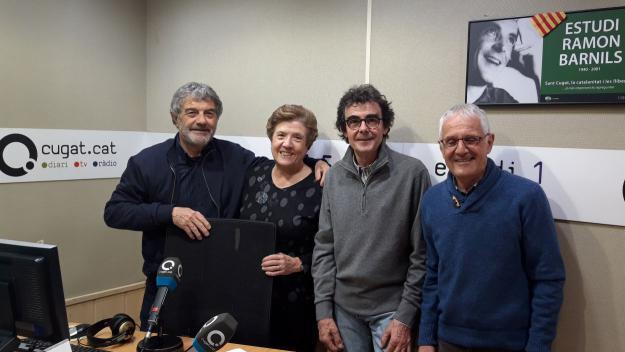 El 'Converses consentides' entrevista la santcugatenca Isabel Ayala Torregrosa