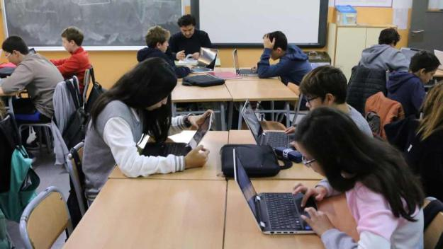 Famílies i alumnes, convocats a una sessió informativa sobre l'educació secundària