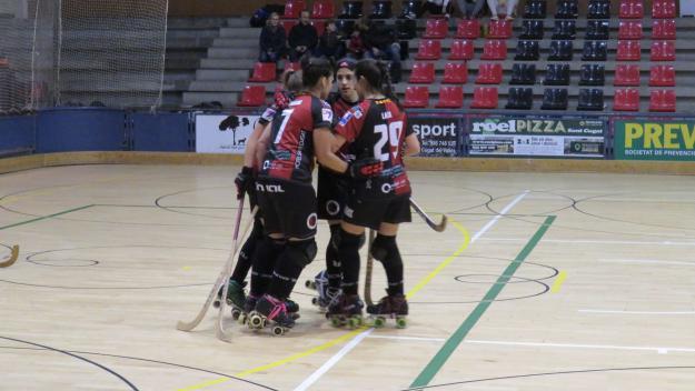 El Patí Hoquei disputa un partit clau contra el Vilanova B per mantenir-se a la zona d'ascens