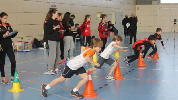 El Campionat Comarcal Jugant a l'Atletisme arriba a la seva 12a edició amb l'aposta per l'esport escolar