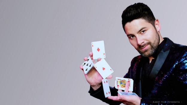 Una hora de màgia: Darío Proximity amb 'Un toc de màgia'