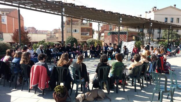 La manifestació feminista del 8M a Sant Cugat ja té lloc i data