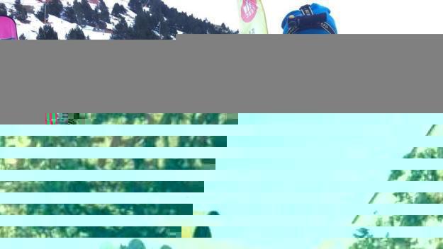 Mesi Arcos, campiona de Catalunya d'snowrunning