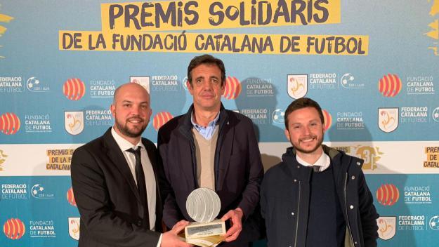 El projecte 'Cap nen sense pilota', segon classifcat de Foment dels Valors de futbol
