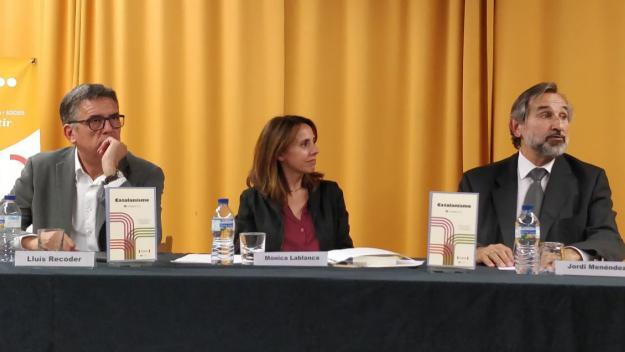 Recoder i Menéndez apunten al catalanisme com a 'punt de trobada' per pacificar la relació Catalunya-Espanya
