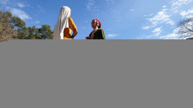 Sant Cugat manté viva la tradició de Sant Medir en ple Carnaval