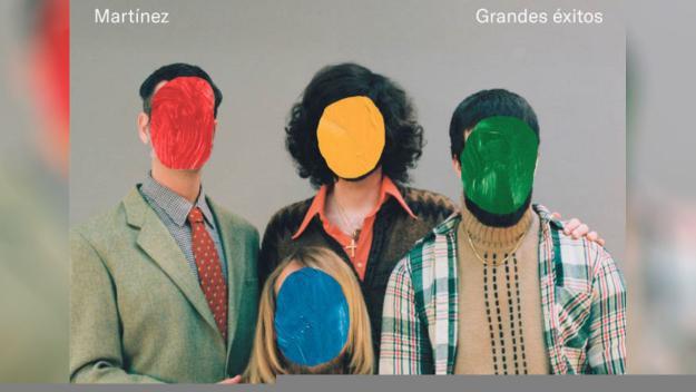 La portada del disc / Foto: Martínez