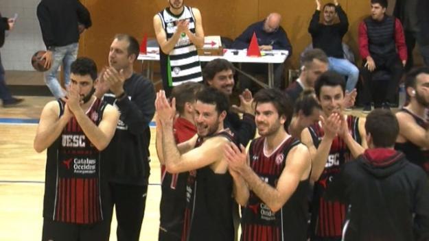 La UESC, a un pas de certificar la permanència al grup 2 de Copa Catalunya