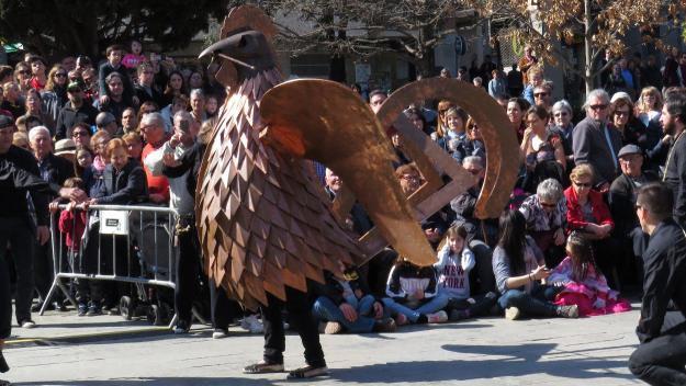 El Carnaval de Sant Cugat ha tornat a ser multitudinari / Foto: Cugat.cat