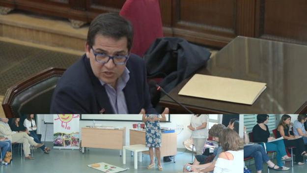 Espejo-Saavedra diu que la Mesa del Parlament va admetre a tràmit iniciatives contràries al TC