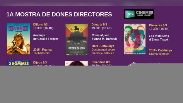 1a Mostra de Dones Directores: 'Revenge'