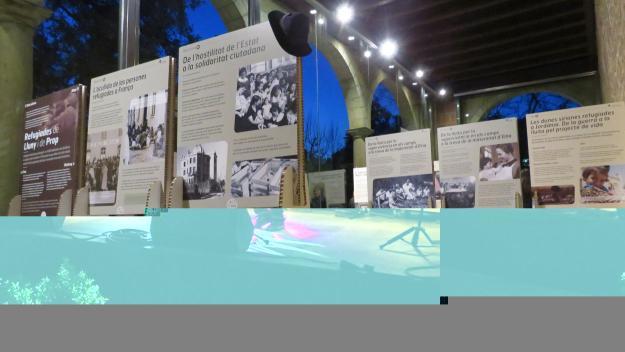 L'exposició està al Museu del Monestir / Foto: Cugat.cat