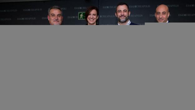 El segon per la dreta és Óscar Garcia / Font: Sportium