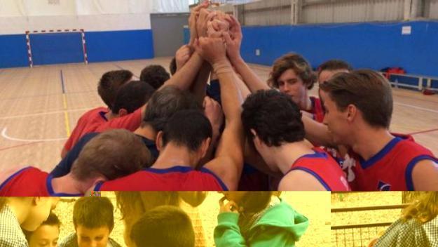 L'European International School finalitza subcampiona del torneig internacional ISSA