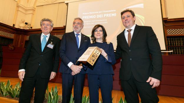L'estudi Artec3, Premi Nacional a la Innovació a Itàlia