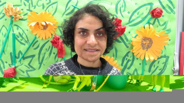 [Entrevista] Nadia Ghulam: 'Ser dona i refugiada implica patiments constants'