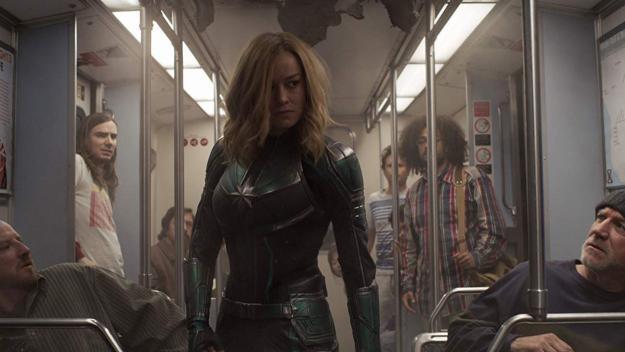 'Capitana Marvel', estrena estrella del 8 de març als cines