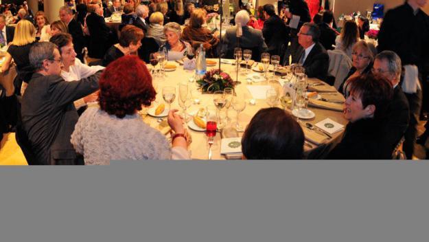 L'any passat el sopar també va tenir lloc a la Masia Can Magí / Foto: Localpres