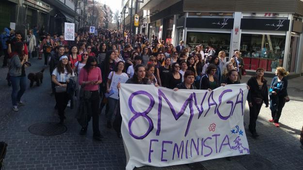 Compromís del ple amb el feminisme i la prevenció de la violència de gènere