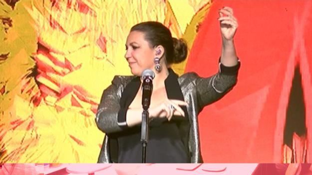 Pastori en un dels moments del concert / Autor: Cugat.cat