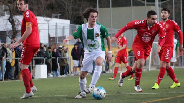 El Valldoreix FC s'acomiada amb nota de la competició
