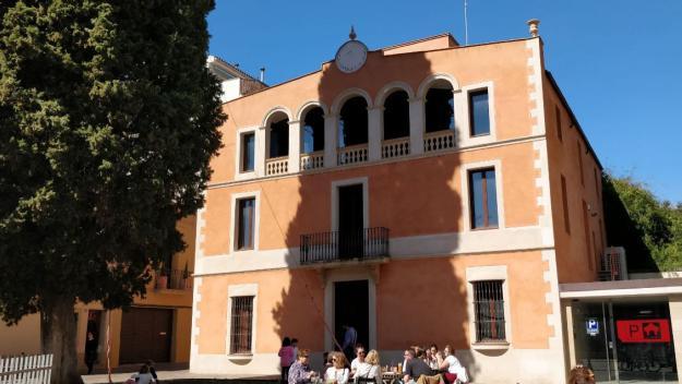 2016: Comencen les obres a Can Quitèria, pas previ per convertir-se en el Centre-Grau Garriga d'Art Tèxtil