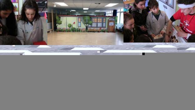 Els alumnes treballen el bullying a través del joc / Foto: cedida