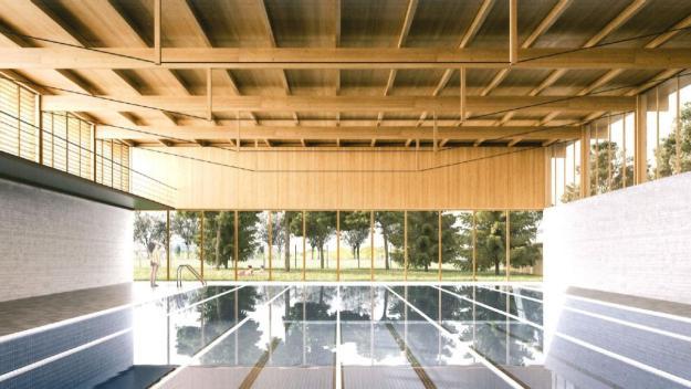La futura piscina de Mira-sol apostarà per l'eficiència energètica i el confort