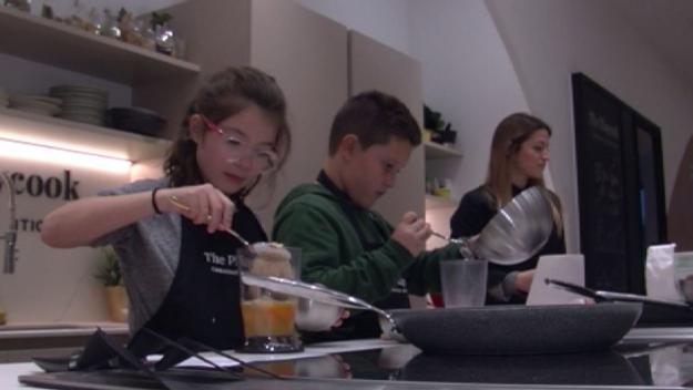 Cuina i salut es donen la mà en una nova escola de Sant Cugat