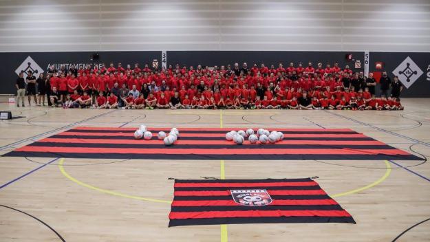 El Futbol Sala Sant Cugat ha fet 40 anys / Foto: Ajuntament