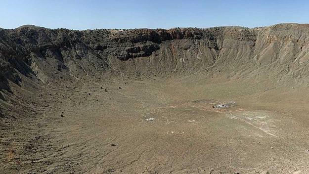 Conferència: 'El Meteor Crater: les cicatrius de la Terra'