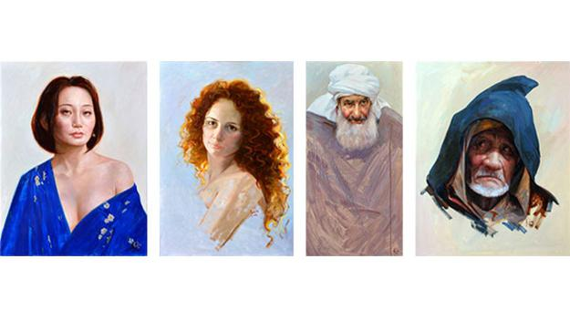 Exposició: 'Mirades', de Lluís Ribas