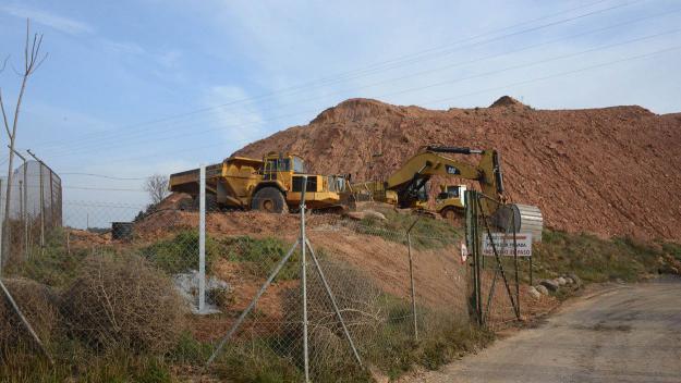 L'Ajuntament s'oposa a un dipòsit controlat de residus rubinenc a tocar de Sant Cugat