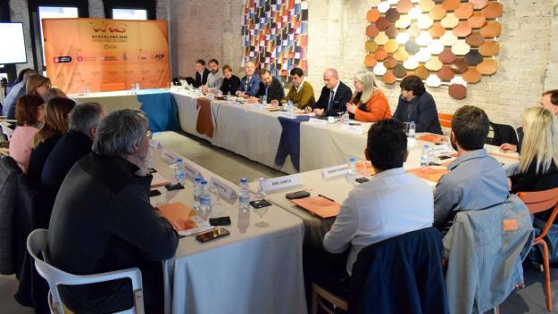El Comitè Territorial dels World Roller Games es reuneix a Igualada